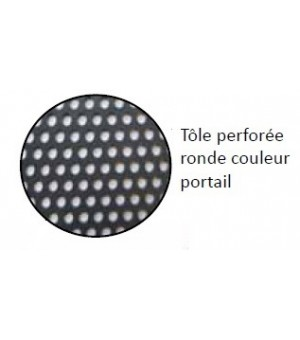 Clôture aluminium Bandol