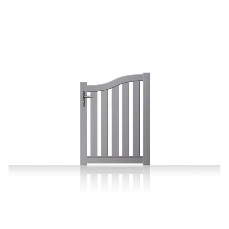 Portillon aluminium Dreux