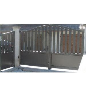 Portail aluminium Vendée