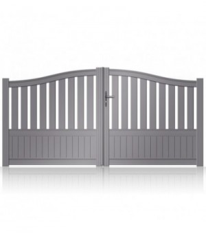 Portail aluminium Biarritz