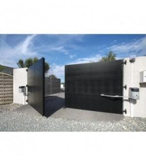 Portail aluminium Othis