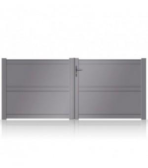 Portail aluminium Carcassonne