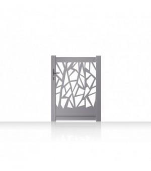 Portillon aluminium Echiré