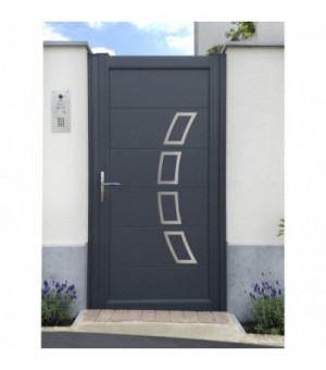 Portillon aluminium Nevers