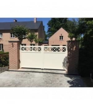 Portail aluminium Blois