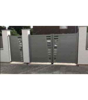Portail aluminium Narbonne