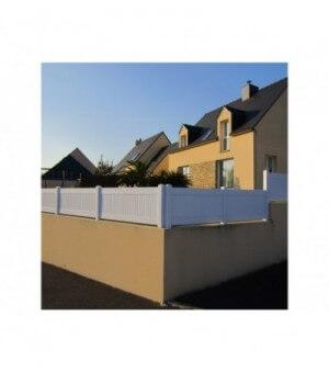 Clôture PVC Verrie