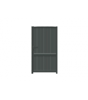 Portillon aluminium Buffalo