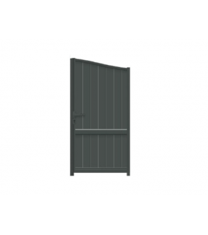 Portillon aluminium Houston