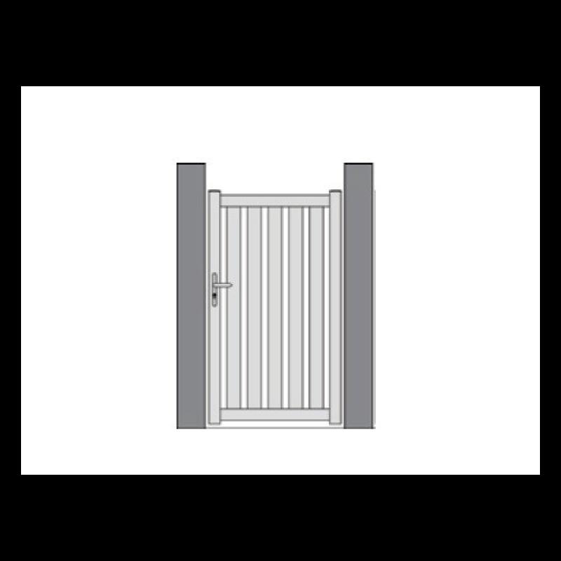 Portillon PVC MASSY