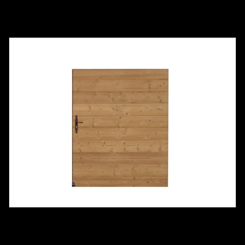 Portillon bois plein DIJON