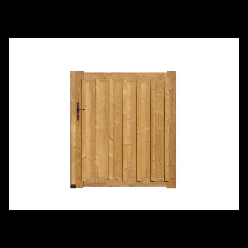 Portillon plein bois GRENOBLE