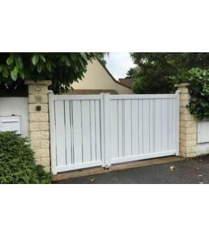 Portail aluminium Libourne