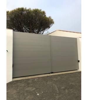 Portail aluminium Barro