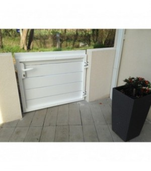 portillon PVC CLAMART