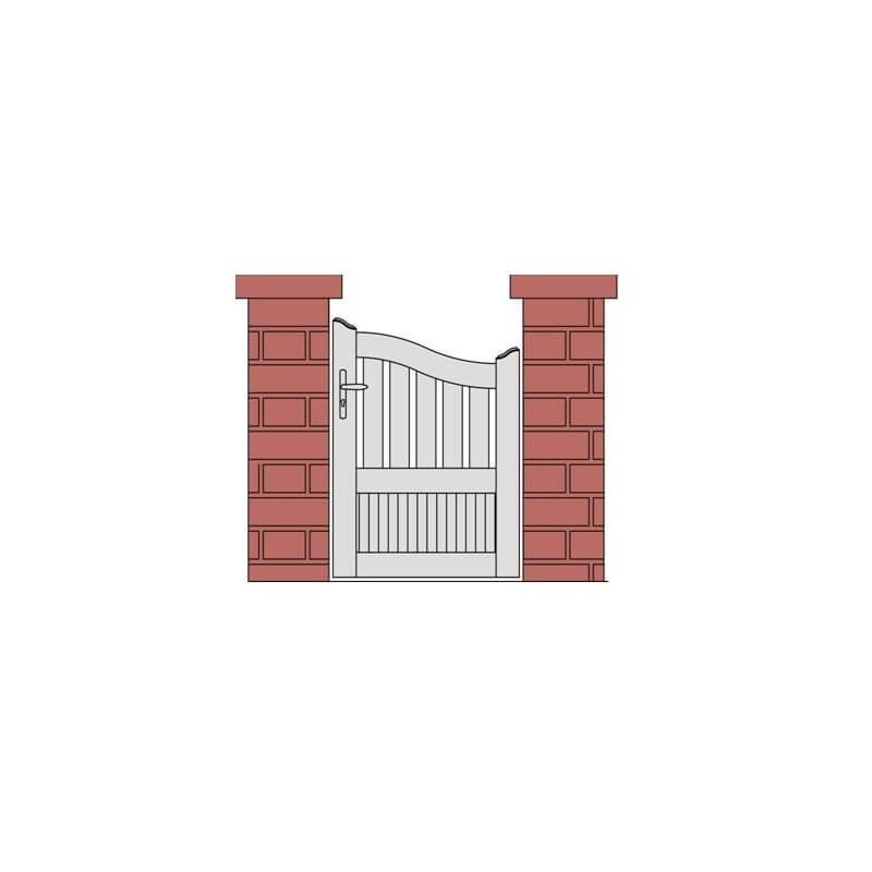 portillon PVC EGLY