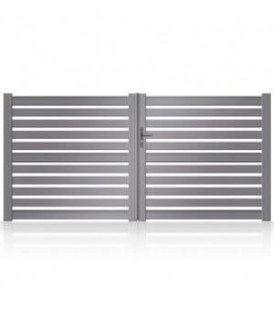 Portail aluminium Chartres