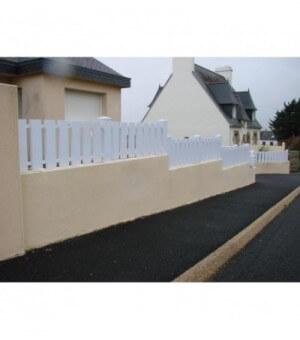 Clôture PVC Sancy
