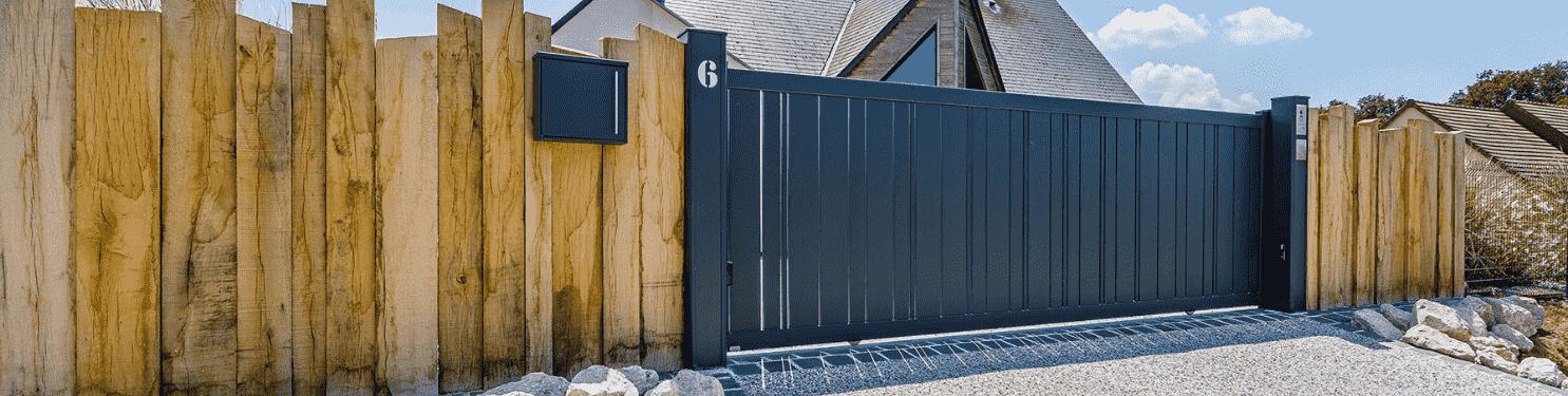 Portails sur mesure fabriqués en France| LMC Ouvertures